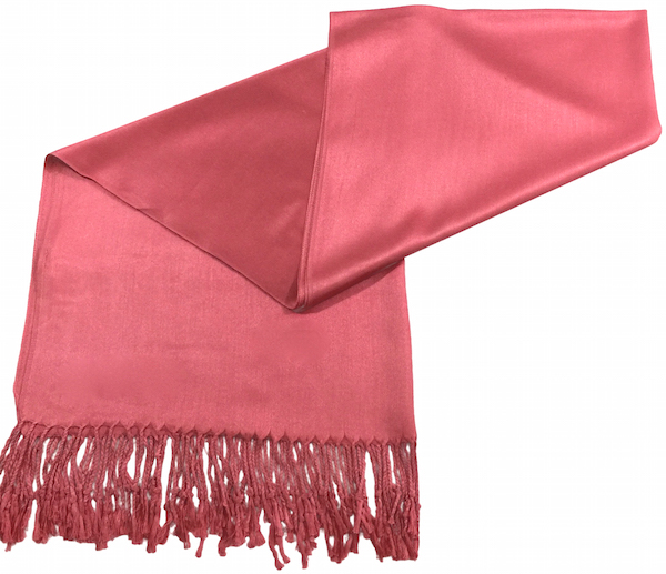 Hot Pink Solid Colour Design Shawl Scarf Wrap Stole Pashmina CJ Apparel **NEW**