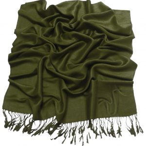 Avocado Green Solid Color Design Pashmina Shawl Scarf Wrap Pashminas Shawls Scarves Wraps NEW a1001-916