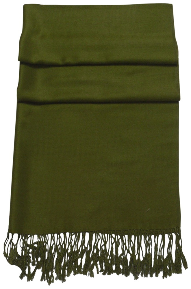 Avocado Green Solid Color Design Pashmina Shawl Scarf Wrap Pashminas Shawls Scarves Wraps NEW a1001-915