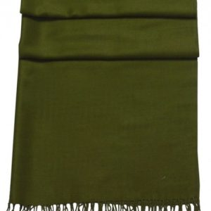 Avocado Green Solid Color Design Pashmina Shawl Scarf Wrap Pashminas Shawls Scarves Wraps NEW a1001-929