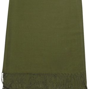 Avocado Green Solid Color Design Pashmina Shawl Scarf Wrap Pashminas Shawls Scarves Wraps NEW a1001-914