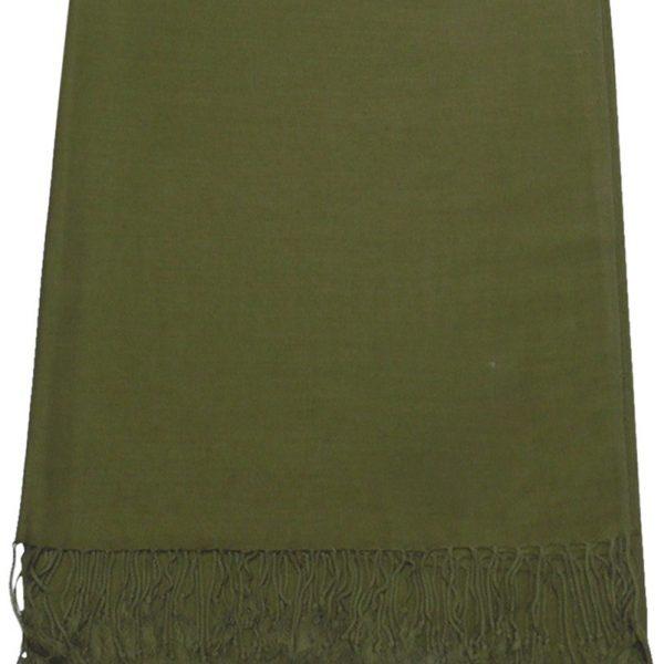 Avocado Green Solid Color Design Pashmina Shawl Scarf Wrap Pashminas Shawls Scarves Wraps NEW a1001-914